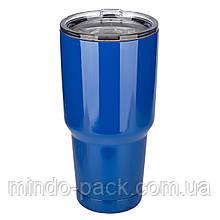 Термокружка YETI Rambler Tumbler 30 OZ (Синий)