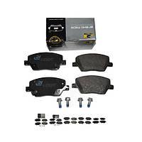 Тормозные колодки Mercedes Sprinter (с 1995 г.в.) / 0044202720 / Мерседес Спринтер. Задние. Испания Roadhouse
