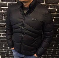 Куртка мужская Emporio Armani EA7 P0222 черная