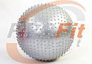 Мяч для фитнеса массажный 55, 65, 75, 85 см, фото 3