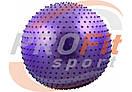Мяч для фитнеса массажный 55, 65, 75, 85 см, фото 4