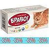 Браво вітаміно-мінеральний комплекс для котів 60 шт