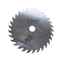 Пильный диск без напаек для продольного реза 350x50x60z 2.5 мм