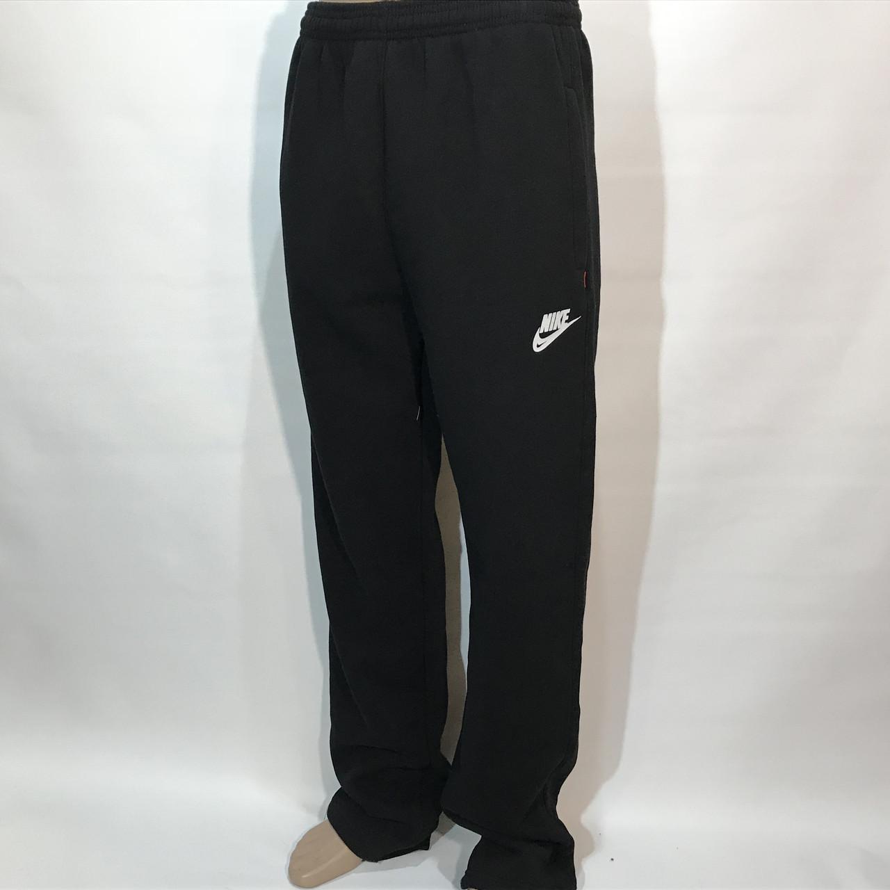 Штаны мужские Nike реплика теплые (большой размер)56,58,60,62,64 кашемировые.