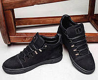 Ботинки мужские Philipp Plein P0224 черные