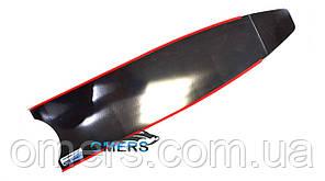 Лопасти Leaderfins Stereoblades Waves Black (100% стекло) Soft