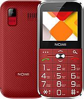 Телефон Nomi i220 Red, фото 1