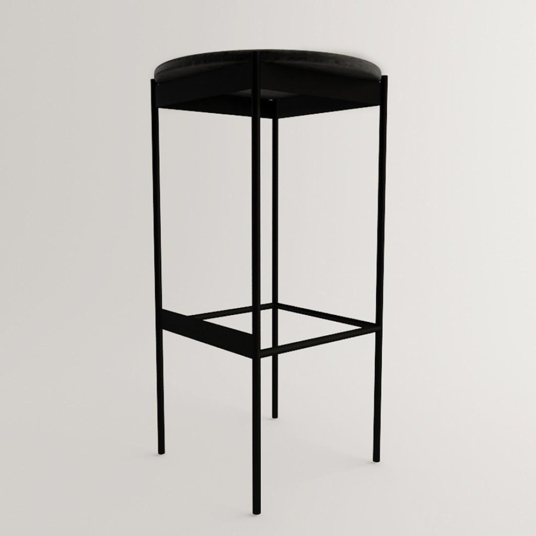 Дизайнерский барный стул Ultra TM Esense