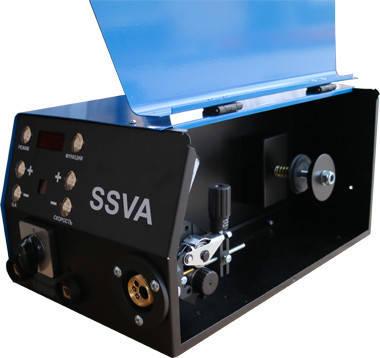 Сварочный полуавтомат SSVA 270P 220В / 270А, фото 2