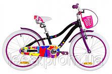 """Детский велосипед 20"""" FORMULA CREAM, рама 11"""" ,скоростей 1, от 7-11 лет"""