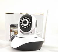 IP-камера Sparta Wi-Fi 360° SS20R10XM (Беспроводная wifi камера/11 светодиодов/ночная съемка), фото 2