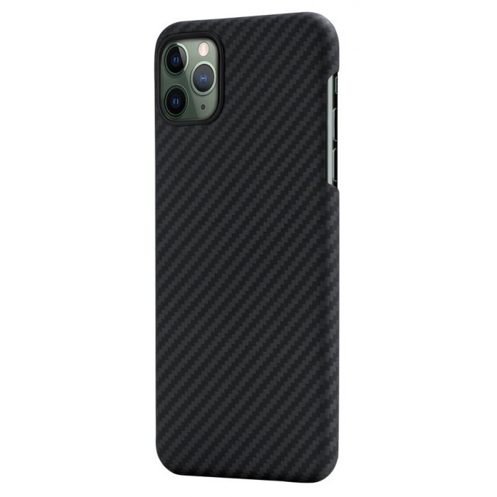 Pitaka Aramid MagCase кевларовый чехол для iPhone 11 Pro Black/Gray