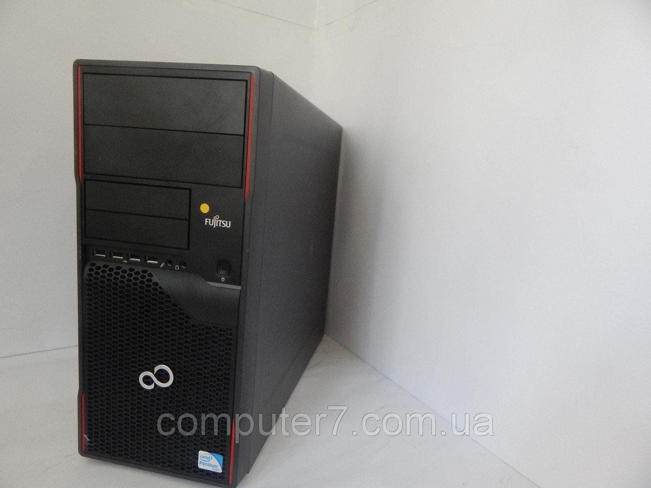 Системный блок Fujitsu P700 i3-2100, socket 1155, 4 RAM, компьютер из Европы