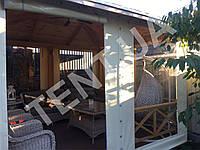 ПВХ шторы для террас