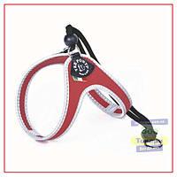 Шлея Tre Ponti EasyFit красный T0100R size 1 (1-3 kg) (Tre Ponti)