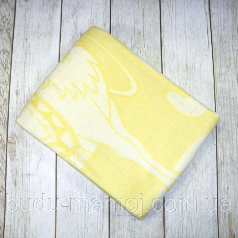 Детское хлопковое всесезонное одеяло 140*110