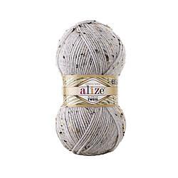 Alpaca Tweed № 684