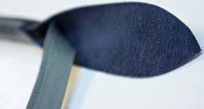 Ручка для сумки темно-синяя, 40 см., фото 2