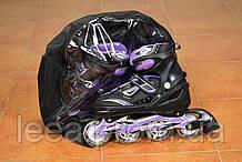 Роликовые коньки Mirey A7083-L (39-42)