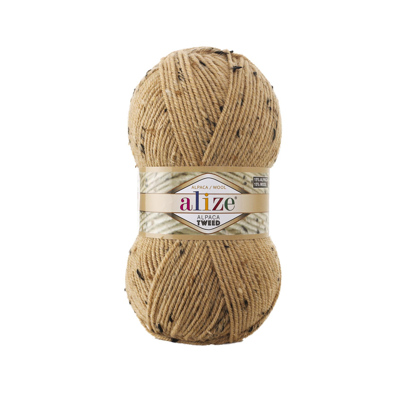 Alpaca Tweed № 262