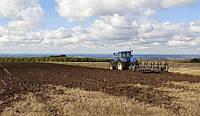 Обробіток ґрунту після жнив