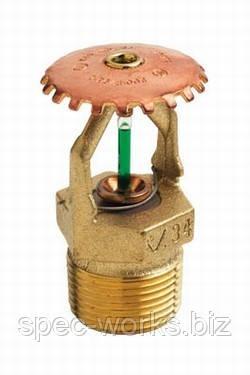 Спринклер пожарный V2725 1/2 80 68 С бронза