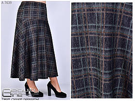 Женская юбка женская,  батал Размеры 52-74