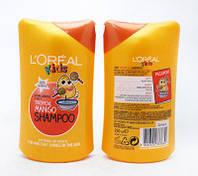 Детский шампунь гель L'Oreal Paris Kids 2-in-1 Shampoo Tropical Mango 250 мл (3600520337630)