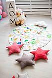 """Безкоштовна доставка! Ігровий килимок-мішок """"Доріжки"""", фото 7"""
