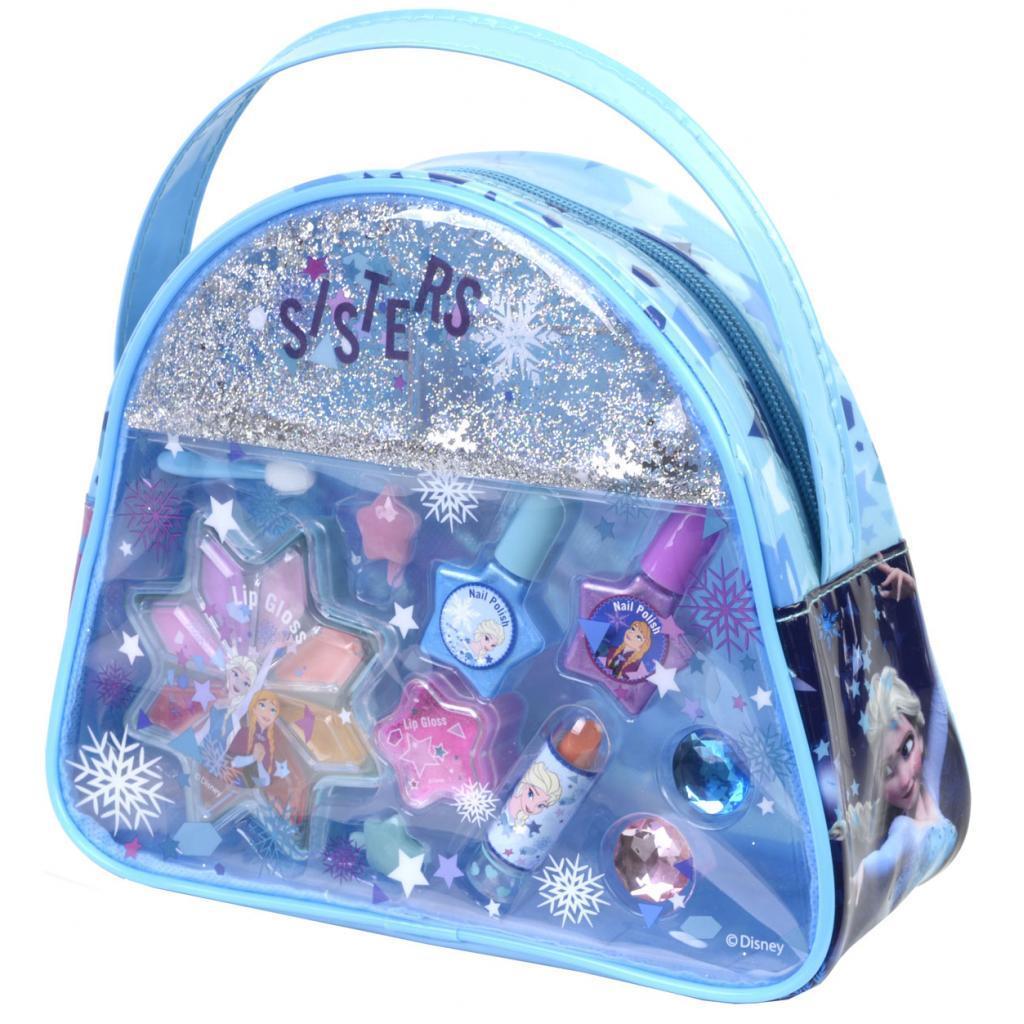 Набор для творчества Markwins Набор косметики Frozen Зимняя магия в сумке (9800310)
