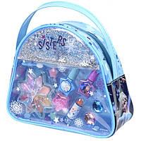 Набор для творчества Markwins Набор косметики Frozen Зимняя магия в сумке (9800310), фото 1