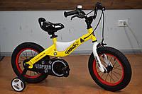 "Детский велосипед 14"" RoyalBaby Leopard (Ardis) передач:1"" (2-4 лет, до 100 см.)"