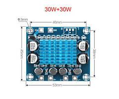 Звуковой усилитель TPA3110 DC 8-26V XH-A232 30 Вт + 30 Вт 2,0 канальный цифровой стерео аудио усилитель