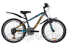 """Подростковый горный велосипед 24"""" Discovery Flint AM Vbr 2019"""