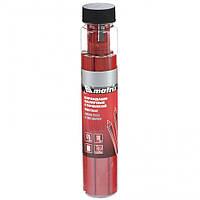 Набор карандашей малярных прямоугольных с точилкой в тубе 175 мм 10 шт MTX 84814