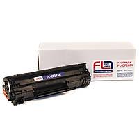 Картридж лазерный HP LJ CF283A (FL-CF283A) INCOLOR для: Hp  LaserJet Pro M125A