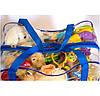 Сумка в роддом/для игрушек ORGANIZE (синий), фото 3