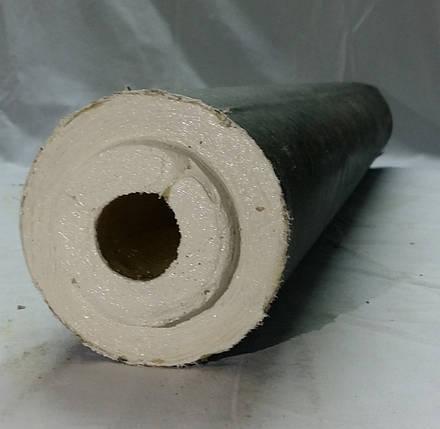 Сегменти теплоізоляційні для труб Ø 18/44 мм в покритті пергамін, фото 2
