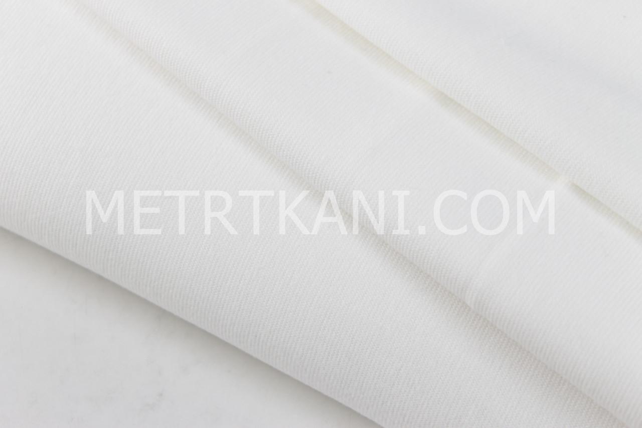 Рибана трикотажная резинка (Кашкорсе) Айвори №0045-10