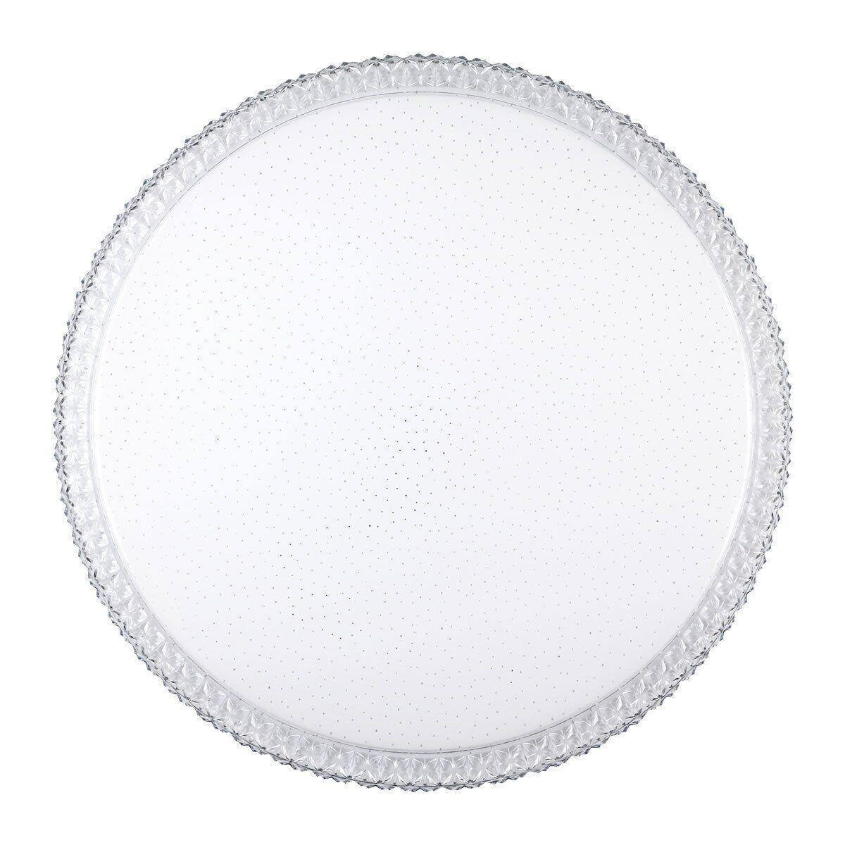 Світильник світлодіодний Biom SMART DEL-R08-42 4500K 42Вт без д/к