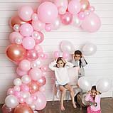 Набор воздушных шаров в виде арки / фотозона для праздников: свадьба, день рождение, вечеринка, юбилей, фото 3