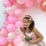 Набор воздушных шаров в виде арки / фотозона для праздников: свадьба, день рождение, вечеринка, юбилей, фото 4