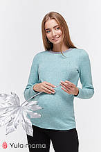Джемпер для беременных и кормящих Satine BL-49.042