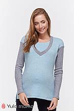 Джемпер для беременных и кормящих Siena TN-49.042
