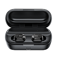 Baseus Encok W01 TWS беспроводные Bluetooth наушники - Черный, фото 1