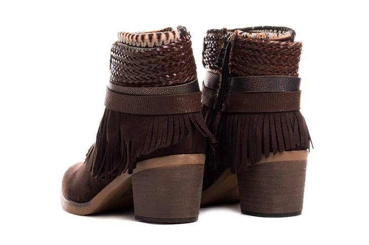 Жіночі черевики Kylie Kantri Marron 37 Brown, фото 2