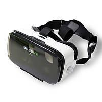 3D очки виртуальной реальности BOBO VR Z4 с наушниками и пультом, фото 1