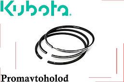 Поршневые кольца Kubota V3307 /// 1G772-21050
