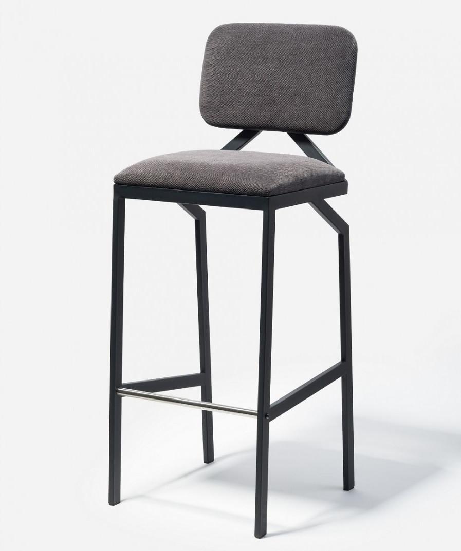 Дизайнерский барный стул Way Grey TM Esense
