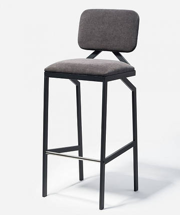 Дизайнерский барный стул Way Grey TM Esense, фото 2